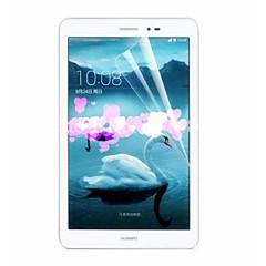 hoge duidelijke screen protector voor Huawei eer s8-701u 8 inch tablet beschermfolie