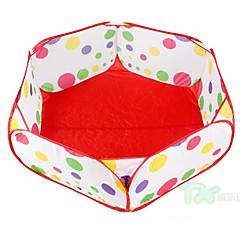 abordables Balones y accesorios-pentagonal juguete piscina de bolas para niños al aire libre