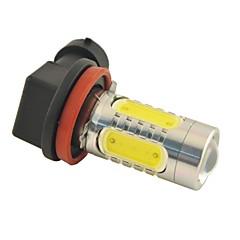 abordables Luces de Niebla de Coche-SO.K 1 Pieza H11 Coche Bombillas 7 W COB 600 lm 5 LED Luz Antiniebla
