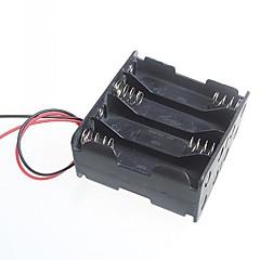 8 csomag az 5. elemtartó 3V duplex elemtartó