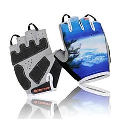 WEST BIKING® Activiteit/Sport Handschoenen Heren Fietshandschoenen Voorjaar / Zomer / Herfst WielrenhandschoenenAnti-Slip / Ademend /