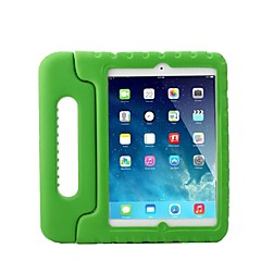 abordables Carcasas y Fundas para iPad Air 2-Funda Para Apple Antigolpes / con Soporte / Segura para Niños Funda de Cuerpo Entero Un Color EVA para iPad Air 2