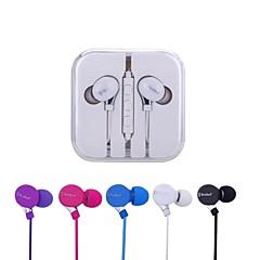 Äpple In-Ear - Trådbunden - Hörlurar (hörsnäckor, in-ear) (Mikrofon/MP3/Volymkontroll/Öronsnäckor)
