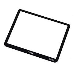 fotga® sticlă optică LCD rigid ecran protector pentru nikon d3300 dslr