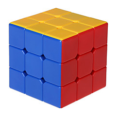 cheap Magic Cubes-Rubik's Cube 3*3*3 Smooth Speed Cube Magic Cube Puzzle Cube Professional Level Speed ABS New Year Children's Day Gift