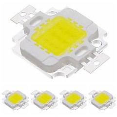 LED-Chip - 10 - (W) - COB - 900 - (LM) - 3000-3500 6000-6500 - (K) - Warm Wit/Koud Wit V)