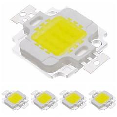 Chip LED COB - Ciepła biel/Biały zimny - 10 - (W V) - 900 - (LM) - 3000-3500 6000-6500 - (K)