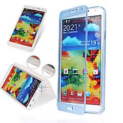 Χαμηλού Κόστους Galaxy Note 4 Θήκες / Καλύμματα-Για Samsung Galaxy Note Προστασία από τη σκόνη tok Πλήρης κάλυψη tok Μονόχρωμη TPU Samsung Note 4