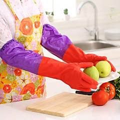 お買い得  キッチン清掃用品-高品質 1個 シリコーン グローブ 保護, キッチン クリーニング用品