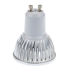 cheap LED Bulbs-420 lm GU10 LED Spotlight MR16 5 leds High Power LED Dimmable Warm White Cold White AC 110-130V
