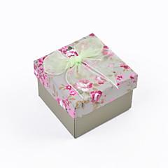 Cutii de Bijuterii Material Textil / Hârtie 1 buc