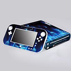 B-Skin® Wii U Console Protective Sticker Cover Skin Controller Skin Sticker