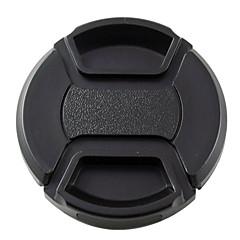 mengs® 58mm composant logiciel enfichable sur la couverture du capuchon d'objectif avec de la ficelle / laisse pour Nikon, Canon et Sony