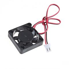 abordables Accesorios-3cm refrigeración delgado ventilador de la tarjeta gráfica 12v ventilador