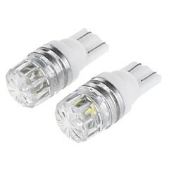 T10 Carro Branco 0.5W SMD LED 6000 Luz de Matricula Luz de Marcador Lateral Luz de Sinal de Direcção