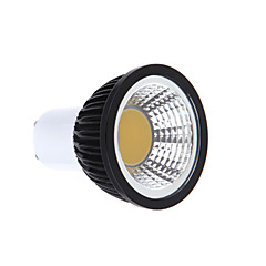 GU10 Focos LED MR16 1 leds COB 450lm Blanco Cálido Blanco Fresco Blanco Natural Regulable AC 100-240