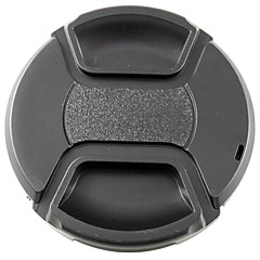MENGS® 72mm Snap-On Lens Cap Cover With String / Leash For Nikon Canon And Sony