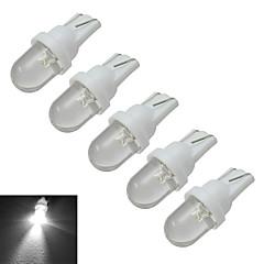 お買い得  LED 電球-0.5W 30 lm T10 デコレーションライト 1 LEDの クールホワイト DC 12V
