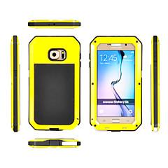Για Samsung Galaxy Θήκη Νερού / Dirt / Shock Απόδειξη tok Πλήρης κάλυψη tok Πανοπλία Μεταλλικό Samsung S6