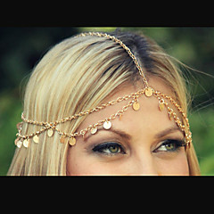 voordelige Haarsieraden-Dames Elegant Bloem Legering Haarband -