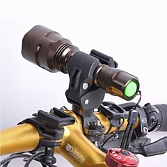 Bicycle 360 ° Light Hand Electric Lamp Holder