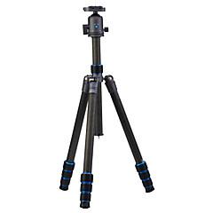 お買い得  三脚、一脚&アクセサリー-炭素繊維 415mm 4.0 セクション デジタルカメラ 三脚