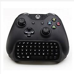 Mini mensaje chatpad teclado controlador de juegos inalámbrico para Xbox Microsoft un controlador
