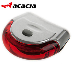 Bike Lights / Rear Bike Light / Safety Lights - - Cycling Easy Carrying Button Battery Lumens Battery / USB Cycling/Bike-Acacia®