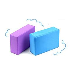 Jóga kockák 22.9*15.2*7.6 Eco Friendly / Non Toxic / Szagmentes 3.5 mm Pink / Kék / Bíbor