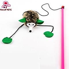 お買い得  猫用おもちゃ-ネコ用おやつ ヤマアラシ 繊維 用途 ネコ / 子猫