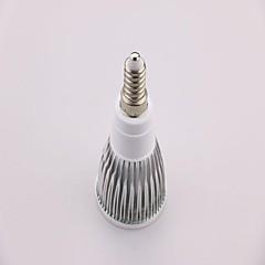 billige LED lyspærer-E14 LED-spotlys MR16 15 leds SMD 5630 Kold hvid 650lm 6500K Vekselstrøm 85-265V