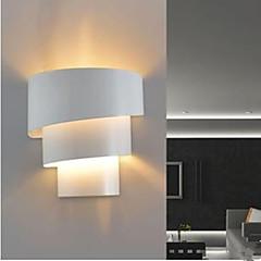 cheap Indoor Lights-Modern / Contemporary Flush Mount wall Lights Living Room Metal Wall Light 110-120V / 220-240V