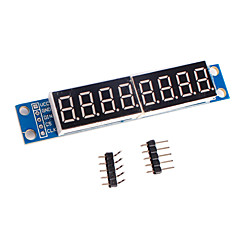 MAX7219 CWG 8-Digit Digital Tube Display Control Module