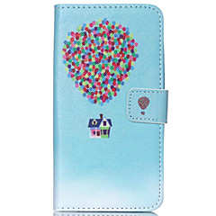 إلى موتورولا حالة محفظة / حامل البطاقات / مع حامل / قلب غطاء كامل الجسم غطاء بالون قاسي جلد اصطناعي Motorola