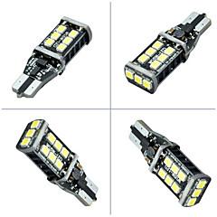 お買い得  カーアクセサリー-SO.K 2pcs T10 車載 電球 10 W 400-600 lm 15 テールライト For ユニバーサル