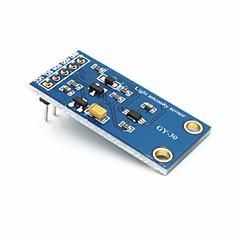 tanie Czujniki-cyfrowy wielofunkcyjny moduł czujnika natężenia światła - niebieski