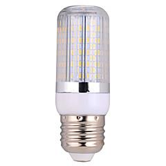 billige LED lyspærer-ywxlight® 7w e14 g9 e26 / e27 led cornlights 120 smd 3014 500-600 lm varm hvidkold hvid dekorativ ac 85-265 v