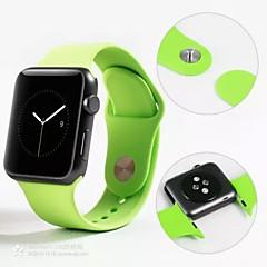 Sportband voor appelhorloge 38mm 42mm rubber vervangende horlogeband