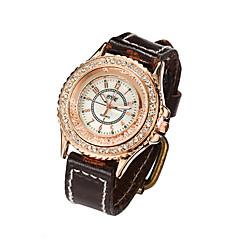preiswerte Tolle Angebote auf Uhren-Damen Armbanduhr Schlussverkauf Leder Band Charme / Modisch