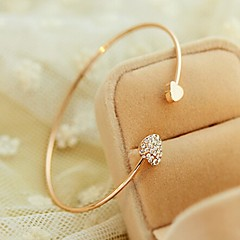preiswerte Armbänder-Damen Bettelarmbänder - Armbänder Golden Für Hochzeit Party Alltag
