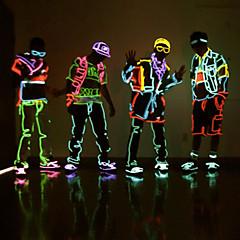billige LED-stripelys-COSMOSLIGHT Nyhetsbelysning Dekorations Lys LED Dekorativ 1pc