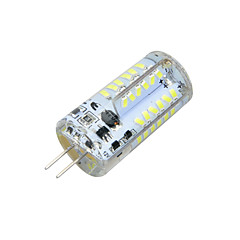 3W G4 LED à Double Broches T 57 diodes électroluminescentes SMD 3014 Décorative Blanc Chaud Blanc Froid 3000-3500/6000-6500lm