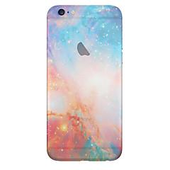 Недорогие Кейсы для iPhone 5-Кейс для Назначение iPhone 5 / Apple Кейс для iPhone 5 С узором Кейс на заднюю панель Пейзаж Мягкий ТПУ для iPhone SE / 5s / iPhone 5
