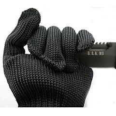 Γιούνισεξ Γάντια Κατασκήνωση & Πεζοπορία Φοριέται Άνοιξη / Καλοκαίρι / Φθινόπωρο / Χειμώνας Μαύρο-Αθλητικά-Δωρεάν Μέγεθος