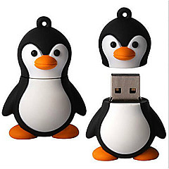 en-gros drăguț pinguin Adelie model de USB 2.0 de memorie stick de unitate flash de 32GB