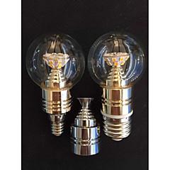 E14 E26/E27 LED Candle Lights A50 25SMD SMD 2835 500 LM lm Warm White 2700K-3500K K Decorative AC 85-265 AC 220-240 AC 100-240 AC 110-130