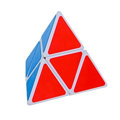 preiswerte Magischer Würfel-Zauberwürfel Shengshou Pyramid 2*2*2 Glatte Geschwindigkeits-Würfel Magische Würfel Puzzle-Würfel Profi Level Geschwindigkeit Geschenk