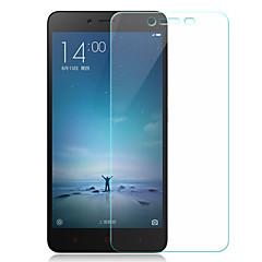 Недорогие Защитные плёнки для экранов Xiaomi-Защитная плёнка для экрана XIAOMI для Xiaomi Redmi Note 2 Закаленное стекло 1 ед. HD