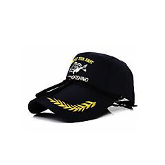 abordables Guantes de Pesca-Fulang sombrero de la pesca profesional con protector solar Multifuction y larga lengua sombrero ventilar fh21
