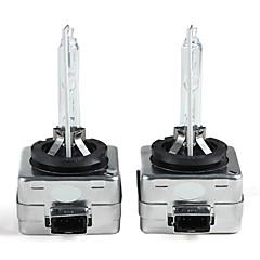 Недорогие Автомобильные фары-LORCOO 2pcs D8S / C Лампы 35W 800lm Галогенная лампа Фары дневного света For Универсальный Все модели Все года